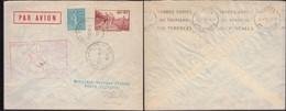 France - Air Mail, Poste Aérienne. 1ere LIAISON AÉRIENNE DE NUIT'. PARIS AVIATION 23.30h 10.5.1939 - Tarbes. - France