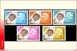 Congo 0594/98** Independance  MNH - Democratische Republiek Congo (1964-71)