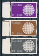 °°° IRELAND - Y&T N°241/42 - 1970 MNH °°° - 1949-... Repubblica D'Irlanda
