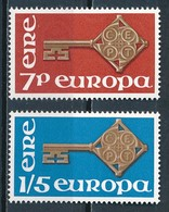 °°° IRELAND - Y&T N°203/4 - 1968 MNH °°° - 1949-... Repubblica D'Irlanda