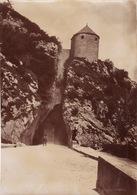 Photo Années 1900 BESANCON - La Porte Taillée (A207) - Besancon
