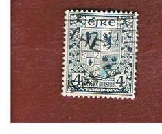 IRLANDA (IRELAND) -  SG 117  -  1940  ARMS  4  - USED - 1937-1949 Éire