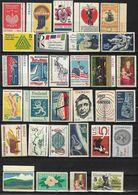 USA - Etats Unis  Lot 280 Timbres Neufs ** Gommés Ou Adhésifs, Blocs - Bel Ensemble - Lots & Kiloware (mixtures) - Max. 999 Stamps