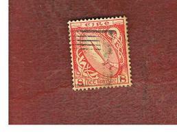 IRLANDA (IRELAND) -  SG 119c  -  1949  SWORD OF LIGHT 8  - USED - Usati
