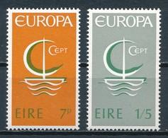 °°° IRELAND - Y&T N°187/88 - 1966 MNH °°° - 1949-... Repubblica D'Irlanda