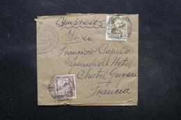 ESPAGNE - Bande Journal De Barcelone Pour La France - L 27520 - 1931-50 Briefe U. Dokumente