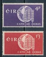°°° IRELAND - Y&T N°157/58 - 1963 MNH °°° - 1949-... Repubblica D'Irlanda