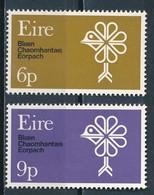 °°° IRELAND - Y&T N°239/40 - 1970 MNH °°° - 1949-... Repubblica D'Irlanda