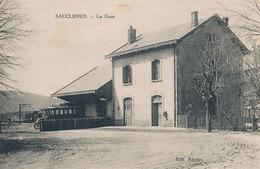 SAUCLIERES - LA GARE - France