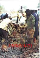 CPM - Construction D'un Micro Barrage - Groupement NAAMS - BURKINA FASO - Edit. AFDI - Scans Recto-Verso - Burkina Faso