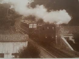 Madeira - Elevador Do Monte - Mount Railway - Train à Crémaillère - Bel état - Madeira