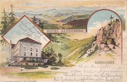 HOTEL ALTENBERG - Gerardmer
