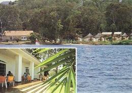 Lac KIVU : Guest House Kibuye - Rwanda