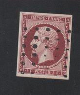 Faux N° 18 1 F Napoléon Oblitéré Ce N'est Pas Une Photocopie ! - 1853-1860 Napoleon III