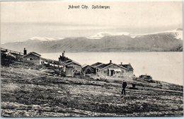 GROENLAND --  Advent City - Spitzbergen - Greenland