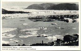GROENLAND -- Glacier Glisant Dans Le Fiord D'umanaq - Greenland