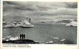 GROENLAND -- Paysage De Fiord - Greenland