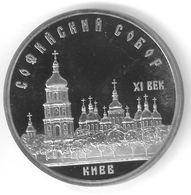 RUSSIE - RUSSIA - 5 ROUBLES 1988 - Cathédrale Sainte Sophie à Kiev - Rusland