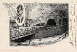 GOTTHARD -TUNNEL - UR Uri