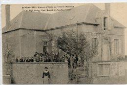 89  St PRANCHER   Maison école De VILLIERS-NONAINS - France
