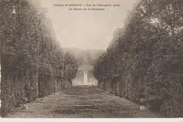 CPA - CHATEAU DE SCEAUX - VUE DE L'OCTOGONE PRISE DU BASSIN DE LA DUCHESSE - - Sceaux