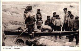 GROENLAND -- Retour De La Chasse - Greenland