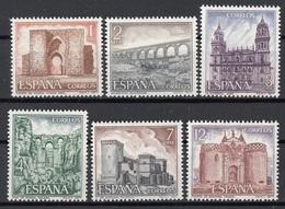 Spagna 1977 Sc. 2045/2050 Tourism Turismo Full Set  Nuovo MNH Spain Espana - Vacanze & Turismo