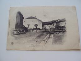 CHAMPOUGNY  La Place - Otros Municipios