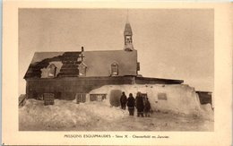 GROENLAND -- Missions Esquimaudes - Chesterfield En Janvier - Greenland