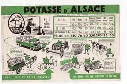 Buvard POTASSE D'ALSACE  (PPP10524) - Farm