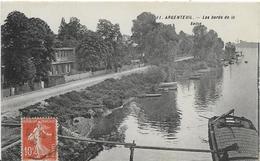~  JP  ~  95  ~  ARGENTEUIL  ~    Les Bords De SEINE - Argenteuil