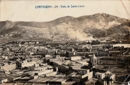 CARTAGENA  Vista De Santa Lucia - Murcia