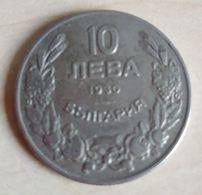 BULGARIE - BULGARIA - 10 LEVA 1930 - Bulgarie