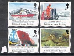 British Antarctic Territory 1991 Michael Faraday (scientist) MNH CV £6.70 - Unused Stamps