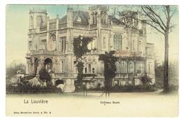 La Louvière. Château Boch. Nels Couleurs. **** - La Louvière