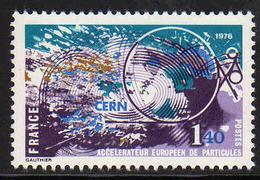 FRANCE : N° 1908 ** (Accélérateur Europén De Particules) - PRIX FIXE - - Unused Stamps