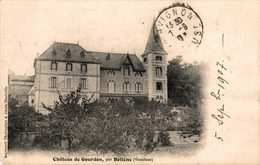 4823  -2019     CHATEAU DE GOURDON PAR BOLLENE - Bollene