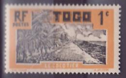 Togo N�61 1c Cocotier ** - Togo (1914-1960)