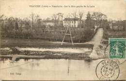 42 -  VEAUCHE - VEAUCHETTE - SUR LA RIVE GAUCHE DE LA LOIRE - France