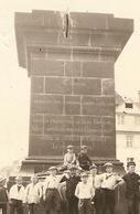 PHOTO 2/7/1912 COBLENTZ COBLENCE - MEMORIAL CAMPAGNE CONTRE LA RUSSIE SOUS LE PREFECTORAT DE JULES DOAZAN - RUSSIA - Lugares