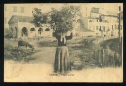CORSE - TYPE CORSE - CORSICA - France