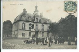 Sannois- La Mairie - Sannois