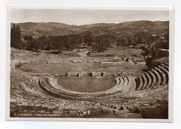 Fiesole (Firenze) - Anfiteatro Romano - Viaggiata Nel 1939 - (FDC14970) - Firenze