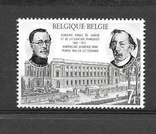Timbre N°1576 - Académie Royale De Langue Et De Littérature Françaises - De 1971 - Belgique