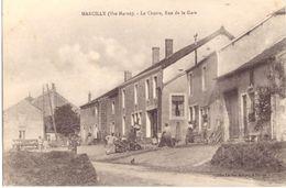 Marcilly Le Centre Rue De La Gare - France