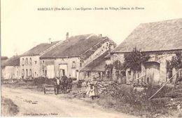 Marcilly Les Gigottes Entrée Du Village Chemin De Hortes - Autres Communes