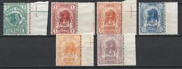 Somalia 1903 Sass.2/7 **/MNH VF - Somalia