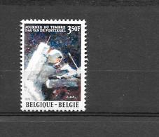 Timbre N°1622 - Journée Du Timbre - David R. Scott- De 1972 - Belgique