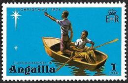 ANGUILLA  1974 - YT  173  -  Pêcheurs - NEUF* - Anguilla (1968-...)