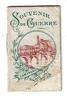 Petit Calendrier Pour 1916 Souvenir De Guerre 1914 - L'Ami Du Réfugié Limoges - Imprimerie Dumont Limoges - Calendars